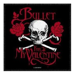 Aufnäher Bullet for my...