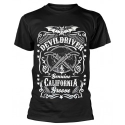 T-Shirt Devildriver groove