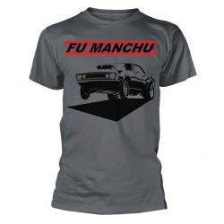 T-Shirt Fu Manchu