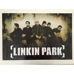 Textilposter Linkin Park