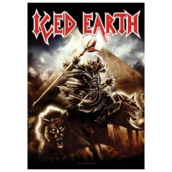 Textilposter Iced Earth