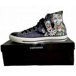 Converse jocker/batman