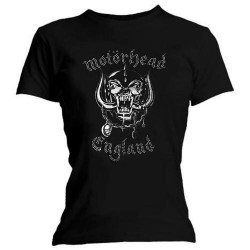 Girlie Shirt Motörhead...