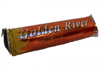 Golden River Kohle 33mm