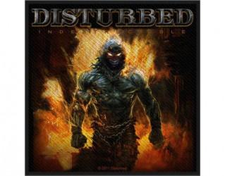Aufnäher Disturbed indestructile