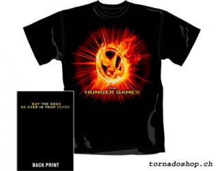 T-Shirt Hunger Games mocking
