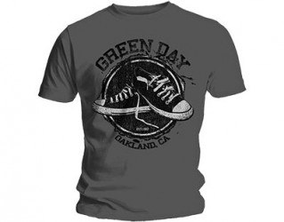 T-shirt Green Day all star