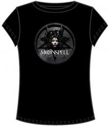 Girlie Shirt Moonspell night eternal