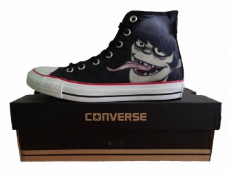 Converse Gorillaz