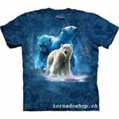 Kinder T-Shirt The Mountain Eisbär