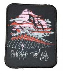 Aufnäher Pink Floyd the wall
