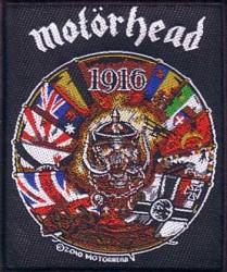 Aufnäher Motörhead 1916
