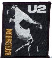 Aufnäher U2 rattle and ham