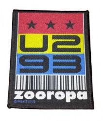 Aufnäher U2 zooropa