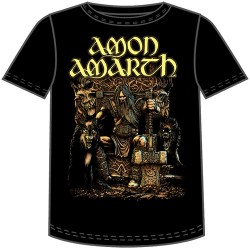 T-Shirt Amon Amarth thor