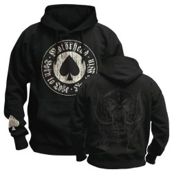 Kapuzenpullover Motörhead born