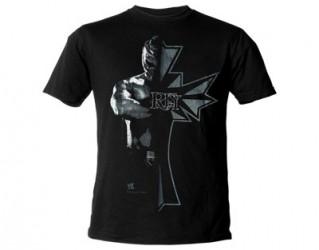 T-Shirt Mysterio cross