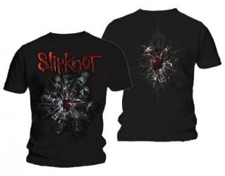 T-Shirt Slipknot shattered