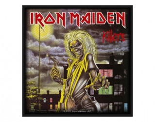 Aufnäher Iron Maiden killer