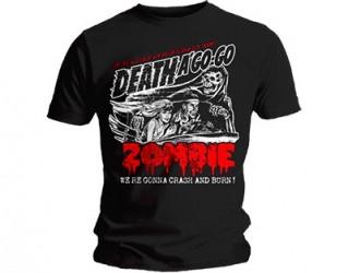 T-Shirt Rob Zombie crash