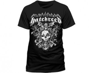 T-Shirt Hatebreed axe skull
