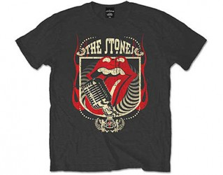 T-Shirt The Rolling Stones licks