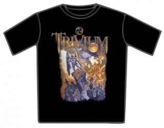 T-Shirt Trivium seagraves