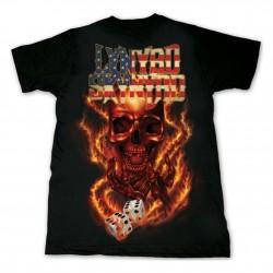T-Shirt Lynyrd Skynyrd lets play