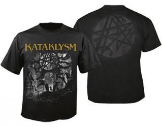 T-Shirt Kataklysm waiting for the end