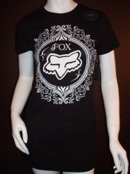 Fox Girlie Shirt Dot Com