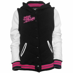 Metal Mulisha Girl College Jacke