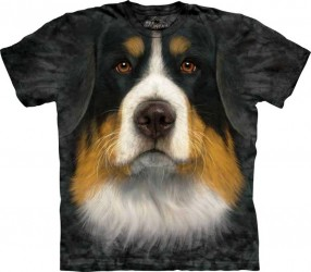 Kinder T-Shirt The Mountain Berner Sennenhund