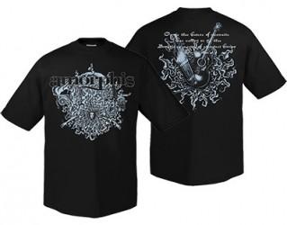 T-Shirt Amorphis mermaid