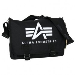 Alpha Industries Tasche black