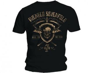 T-Shirt Avenged Sevenfold shield