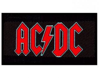 Aufnäher AC/DC logo