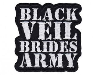 Aufnäher  Black Veil Brides army