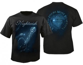T-Shirt Nightwish deep sea