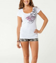 Metal Mulisha Girlie T-Shirt addictive
