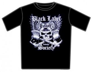 T-Shirt Black Label Society