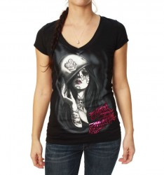Metal Mulisha Girlie T-Shirt warfare