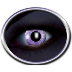 Linsen Glow in the Dark Violet