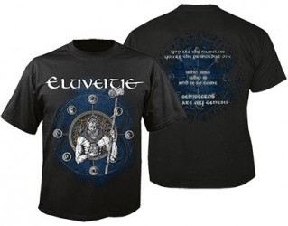 T-Shirt Eluveitie the nameless