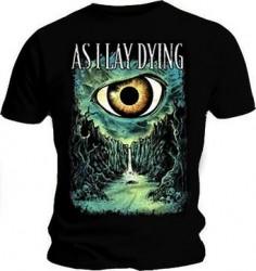 T-Shirt As i Lay Dying blue eye