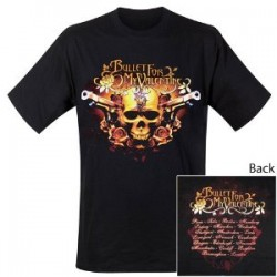 T-Shirt Bullet for my Valentine pistols