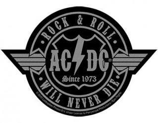 Aufnäher AC/DC rock n roll
