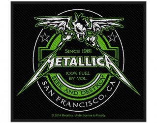 Aufnäher Metallica since