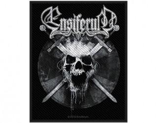 Aufnäher Ensiferum skull