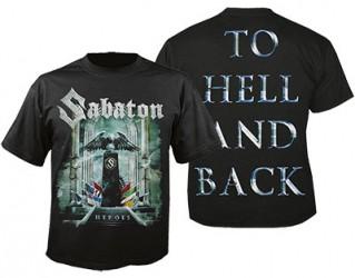 T-Shirt Sabaton heroes