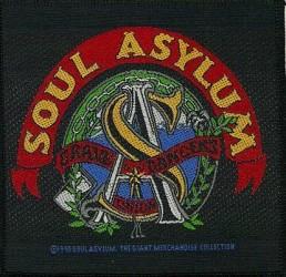 Aufnäher Soul Asylum grave